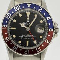 Rolex GMT Master 1675 - MK1 Long E Dial - Anno 1970