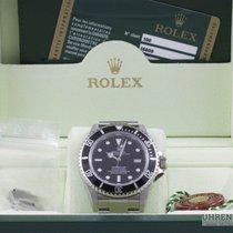 Rolex Oyster Perpetual Sea-Dweller Fullset LC100 Box + Papiere...