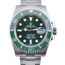 """Rolex Unworn Full-Set Rolex Submariner 116610LV """"Hulk"""""""