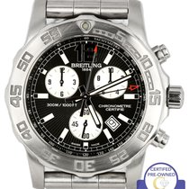 Breitling 2012 Breitling Colt Chronograph II Stainless A73387...