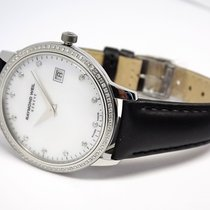 Raymond Weil Toccata Mother of Pearl Diamonds