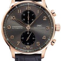IWC Portuguese Chronograph Rose Gold  IW371482