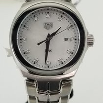TAG Heuer Link Lady Steel 32mm Mother of pearl No numerals United States of America, Texas, Houston