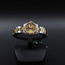 Rolex Lady-Datejust nuevo 2005 Automático Reloj con estuche y documentos originales 179313