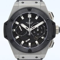 Hublot King Power usados 48mm Titanio