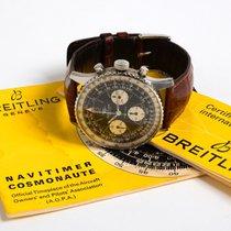 Breitling Navitimer Steel Black Arabic numerals