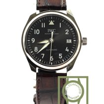 IWC Pilot's Watch Automatic 36 Staal 36mm Grijs Arabisch