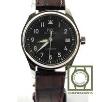 IWC Pilot's Watch Automatic 36 Steel 36mm Grey Arabic numerals