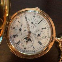Jaeger-LeCoultre Ceas folosit 1895 Aur roz 60.8mm Roman Armare manuala Doar ceasul