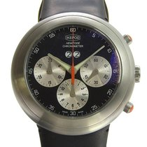 Ikepod Steel 43mm Automatic pre-owned