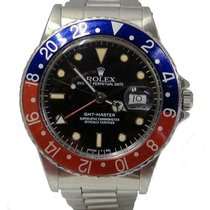 Rolex GMT-Master Steel 40mm Black United States of America, North Carolina, Charlotte