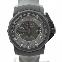 Corum Admiral's Cup Seafender Centro Steel 44mm Black United States of America, Illinois, BUFFALO GROVE