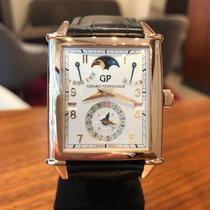 Girard Perregaux Red gold Automatic pre-owned Vintage 1945