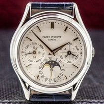 Patek Philippe Perpetual Calendar Platinum 36mm United States of America, Massachusetts, Boston