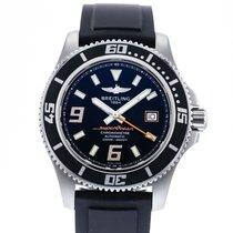 Breitling Superocean 44 Staal 44mm Zwart