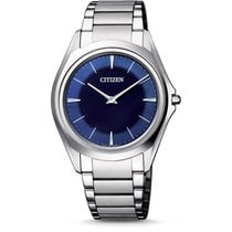 Citizen Eco-Drive One Titanium 37mm Blue