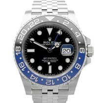 Rolex GMT-Master II 126710 BLNR 2019 neu