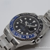 Rolex GMT-Master II 116710 BLNR 2014