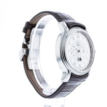 Zenith El Primero Chronomaster Acero 45mm Plata