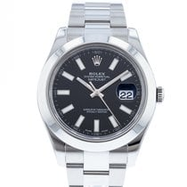 Rolex Datejust II Steel 41mm Black United States of America, Georgia, Atlanta
