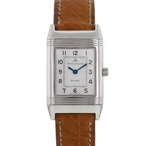 Jaeger-LeCoultre Reverso Lady pre-owned 200mm Silver Leather