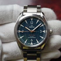 Omega Seamaster Railmaster Steel 40mm Blue Arabic numerals United States of America, Florida, Orlando