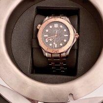 Omega Seamaster Diver 300 M Titanium 42mm Grijs