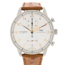 IWC Portuguese Chronograph IW371401 2007 pre-owned