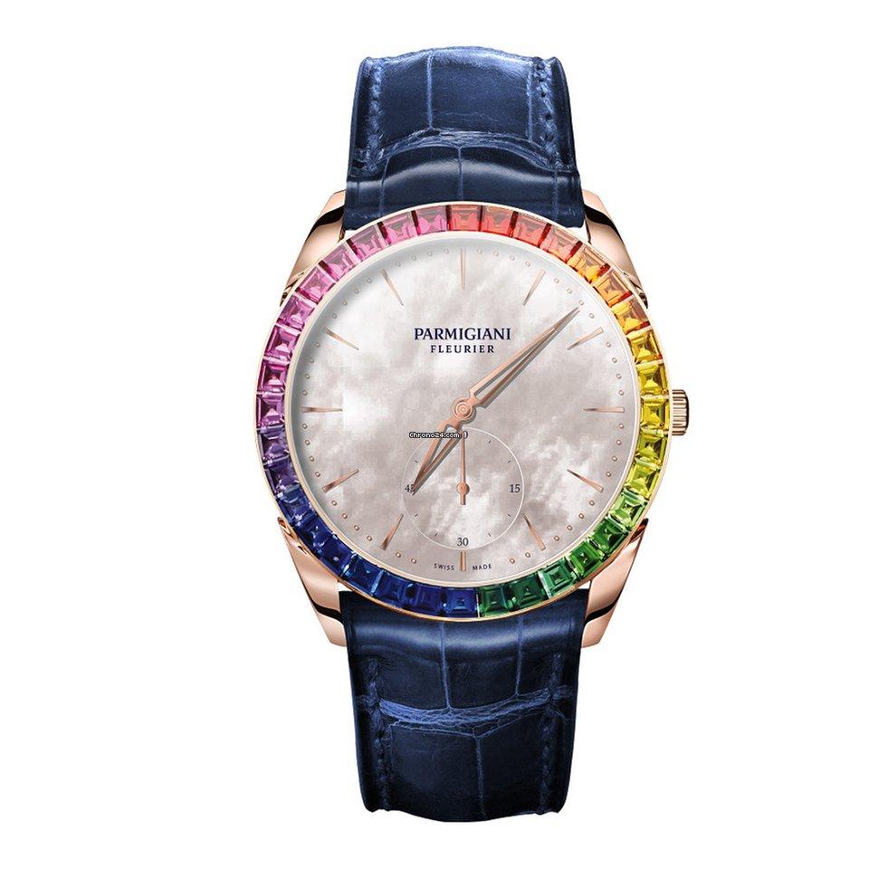 Parmigiani Fleurier Tonda PFC288-1063302-HA3121 2021 neu