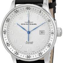 Zeno-Watch Basel Stahl 44mm Automatik P554-e2 neu