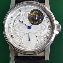 Schaumburg Steel 42mm Manual winding SCHAUMBURG WATCH 84 pre-owned