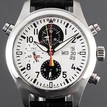 IWC Pilot Double Chronograph IW371803 2011 new