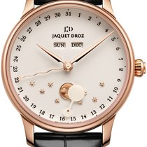 Jaquet-Droz Rose gold Automatic Champagne 39mm new Astrale
