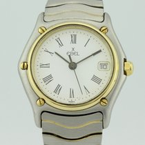 Ebel Classic Quartz Steel-18k Gold Lady 427446