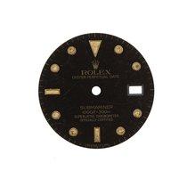 Rolex Submariner vintage dark brown tritium dial for 16800/ 16800