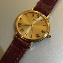 Piaget Oval vintage gold 18 kt calibro manual 9P1