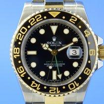 Rolex GMT-Master II Stahl/Gold