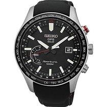 Seiko Sportura GPS Solar World Time Perpetual Calendar...