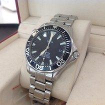 Omega Seamaster Diver 300 M 2254.50.00 Black Wave Dial
