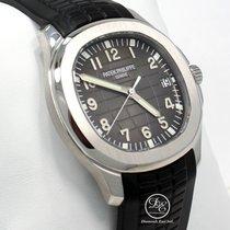 Patek Philippe Aquanaut 5167a 40mm Steel Black Dial Auto Watch...