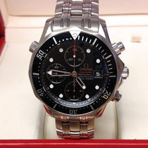 Omega Seamaster Crhono Diver 300M - Box & Papers 2008