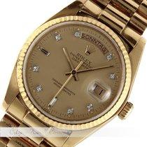 Rolex Day-Date Gelbgold 18038