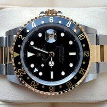 Rolex [SERVICE + 24 Mon.] GMT Master II Steel & Gold