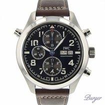 IWC Pilot Watch Spitfire Double Chronograph Antoine de Saint...