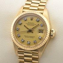 Rolex Lady-Datejust 6917 Diamant Diamond 1982 pre-owned