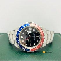 Rolex GMT-Master Pepsi , 16700, Box&Documens, 1991