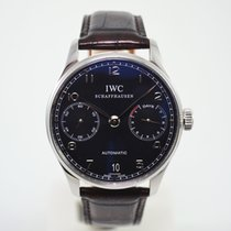 IWC Portuguese Automatic tweedehands Staal