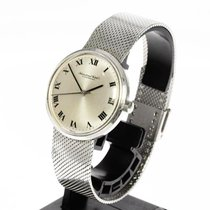 IWC 34mm Manual winding pre-owned Silver
