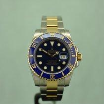 Rolex Submariner Date nieuw 40mm Goud/Staal