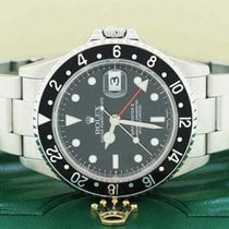 Rolex 16710 Steel GMT-Master II 40mm pre-owned United States of America, New York, New York